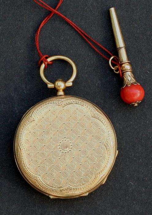 Les plus belles montres de gousset des membres du forum - Page 2 Gousse11
