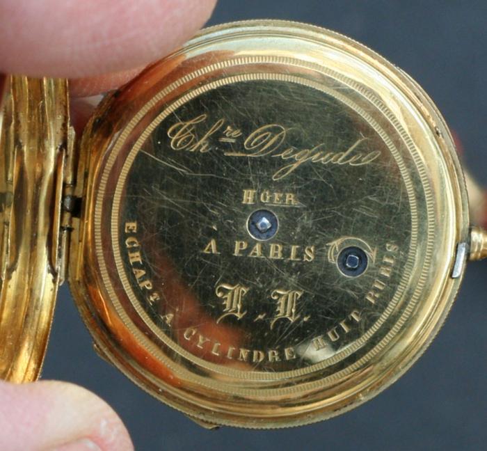 Les plus belles montres de gousset des membres du forum - Page 2 Gousse12