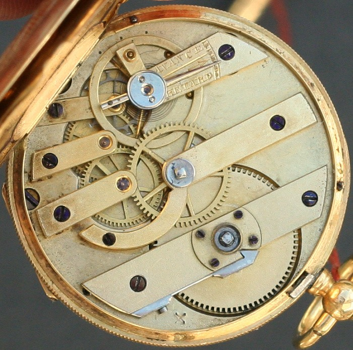 Les plus belles montres de gousset des membres du forum - Page 2 Gousse13