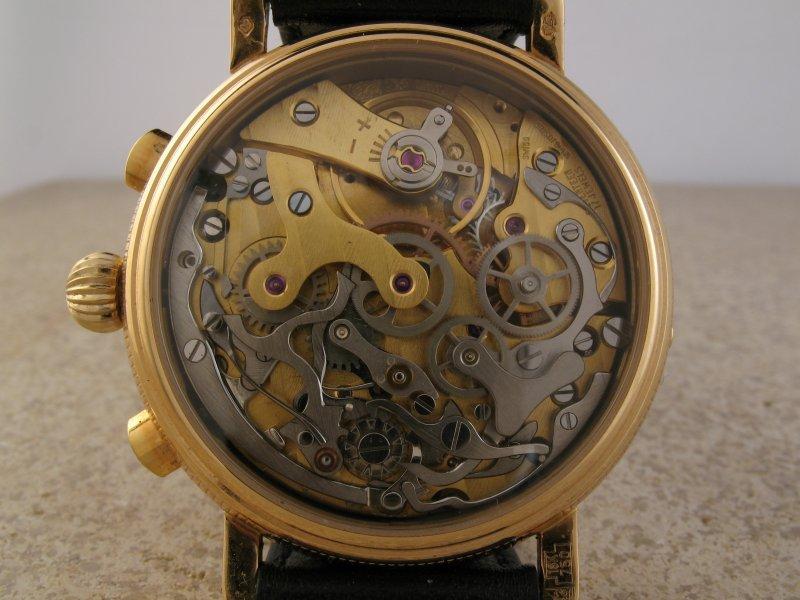 [Vendue] Vends chrono calendrier complet Orfina Valjoux 886 Img_1617