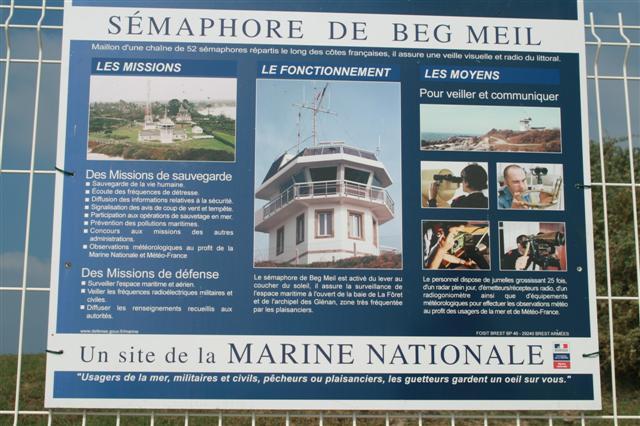 SÉMAPHORE - BEG MEIL (FINISTÈRE) Image116