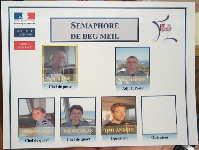 SÉMAPHORE - BEG MEIL (FINISTÈRE) Image117