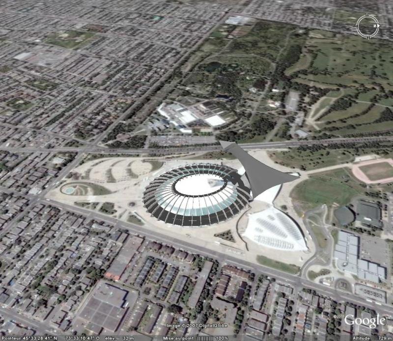 Stades olympiques : Pékin 2008 Montre11
