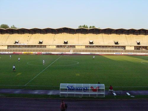 Le Stade de l'ILL Lill210