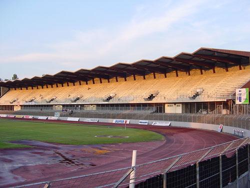 Le Stade de l'ILL Stade110