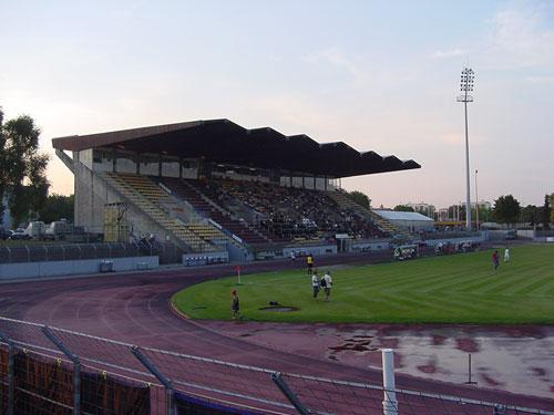 Le Stade de l'ILL Stade210