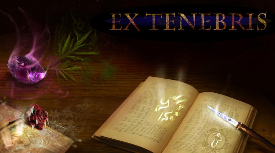 Ex Tenebris - Portal Extene10