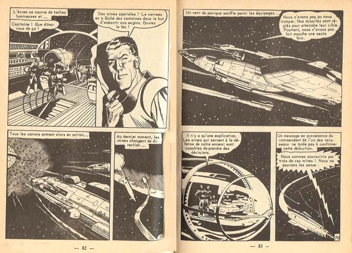 Dan Dare, Pilot of the Future Operat12