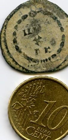 moneda romana ¿? Romana12