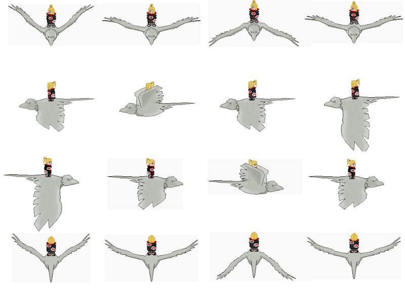 [Disponibilizando] hyper Pacote de Characters do naruto Oiseau10