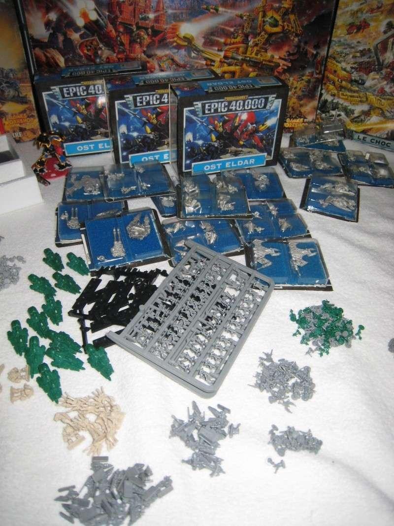 [TERMINER] lot Space marine, Titan Legion et Epic 40 000 Img_0013