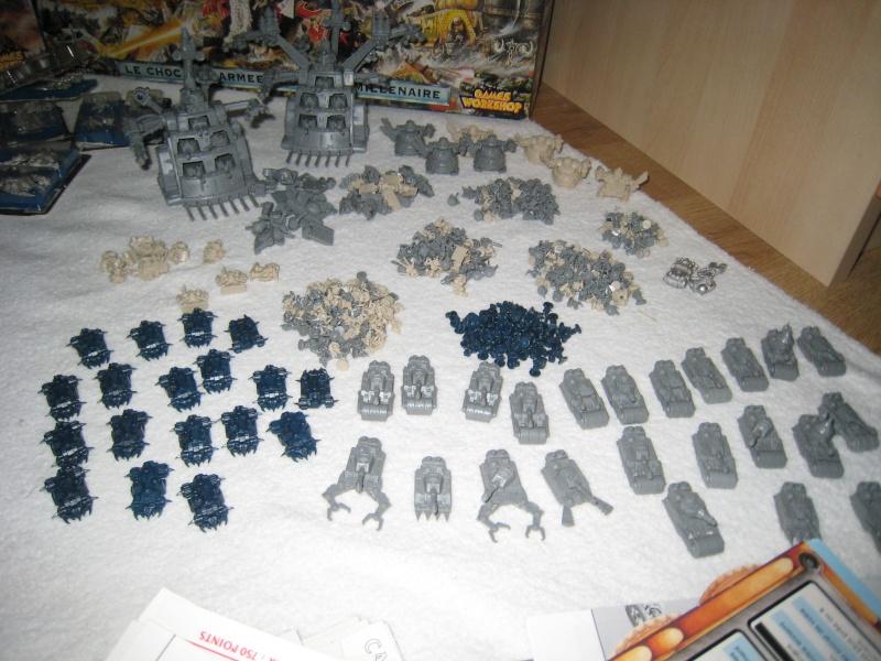 [TERMINER] lot Space marine, Titan Legion et Epic 40 000 Img_0014