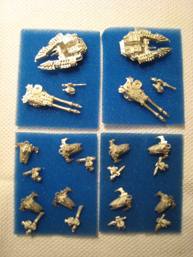[TERMINER] lot Space marine, Titan Legion et Epic 40 000 Img_0016