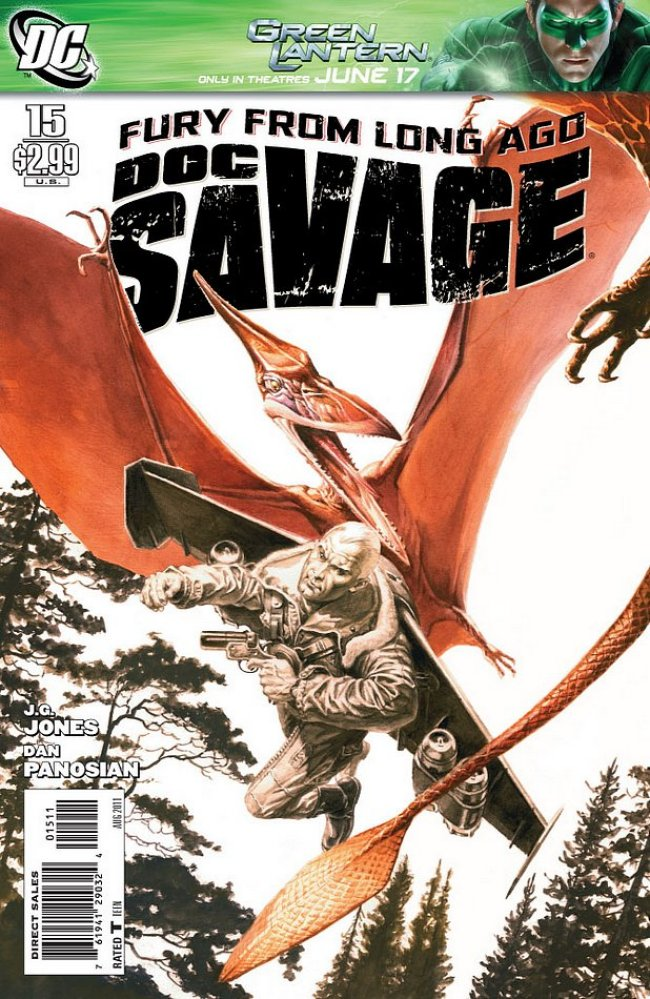 DOC SAVAGE - Page 2 Cover-10