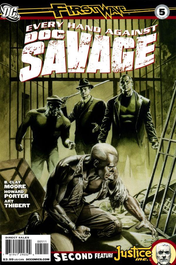 DOC SAVAGE Ds510