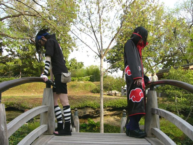 Cosplay de Sasuke, Sakura e Itachi A_44810