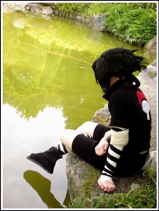Cosplay de Sasuke, Sakura e Itachi Vtc_1010