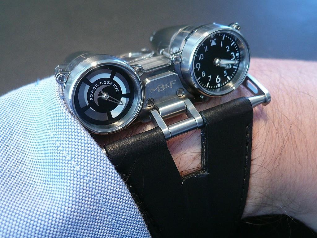 Résultats du Grand Prix d'Horlogerie de Genève Gen20123
