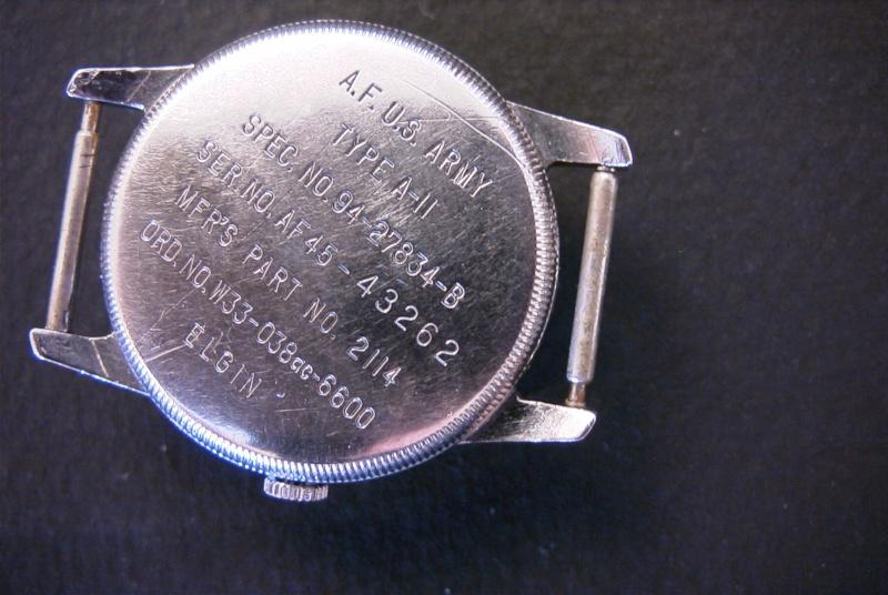 [Présentation]Une Bulova A-11 de dotation armée américaine 145b10