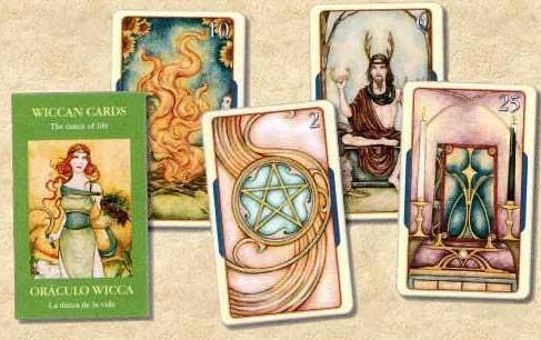 les tarots divinatoires d'Aalyana Oracle10