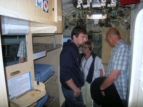 [Les Musées en rapport avec la Marine] Sous-Marin  Flore - Page 2 Dscn0015