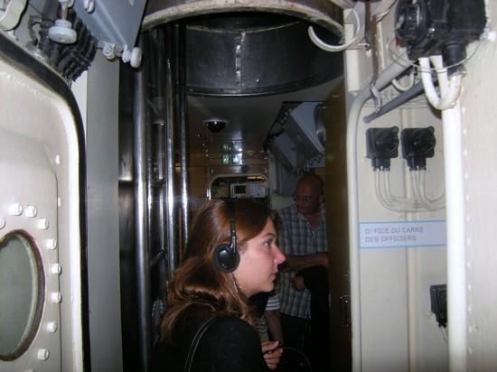 [Les Musées en rapport avec la Marine] Sous-Marin  Flore - Page 2 Dscn2913