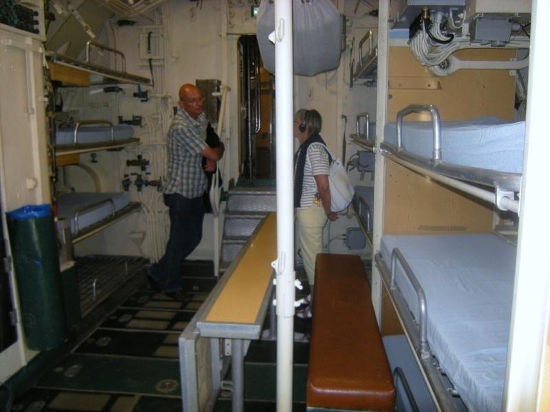 [Les Musées en rapport avec la Marine] Sous-Marin  Flore - Page 2 Dscn2916