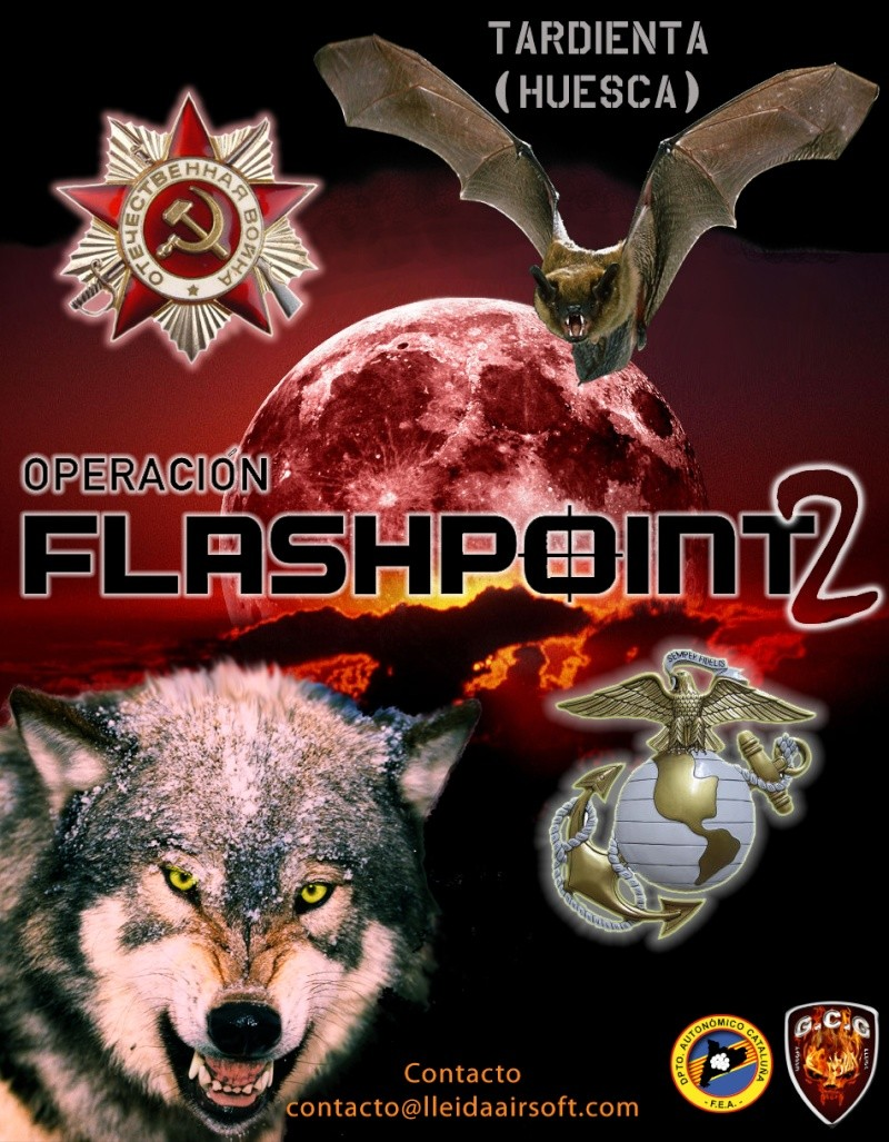 OPERACION FLASHPOINT II, THE WOLF'S REVENGE - 16/07/2011 Flashp10