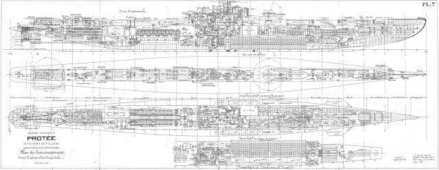 Les Sous-marins français de la Seconde Guerre mondiale Planpr11