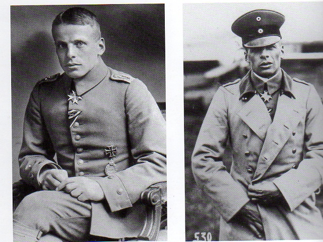 Las huellas de la guerra en Boelcke y Guynemer. Boe00410