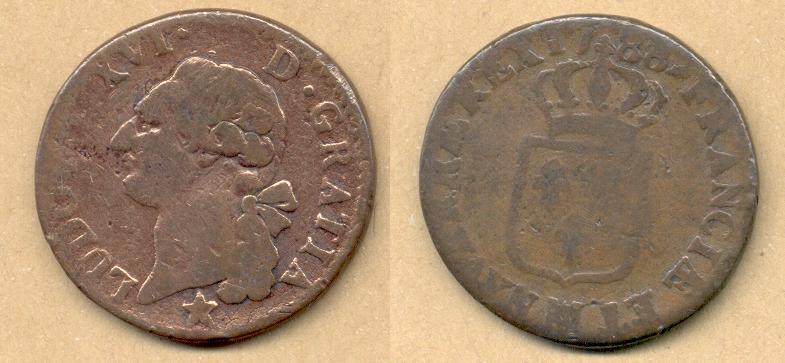 Sueldo de Luis XVI , 1788 Luis_x10