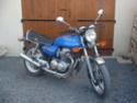L'hivernage de Penelope Moto2010