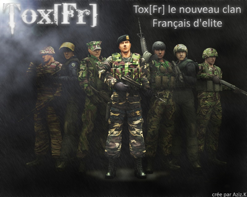 SolDieR FronT Clan [ToxFr]