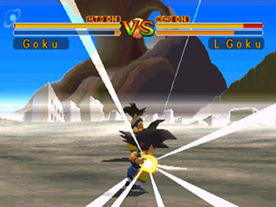 Juegos Dragon Ball PSX 66619310