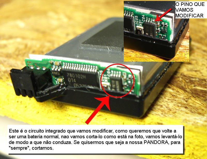 [Tutorial] Instalar CFW/Desbrickar (FAT ou SLIM) sem outra PSP - Página 40 Batter10