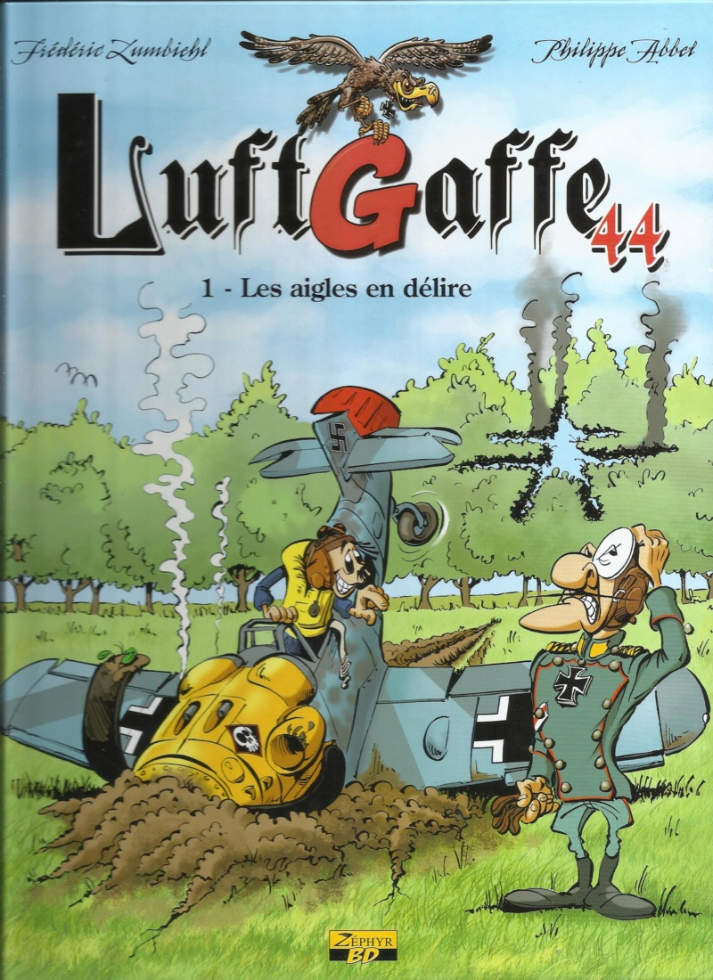 Kuizz spécial Avion tout en cartoon ! - Page 10 Luft211