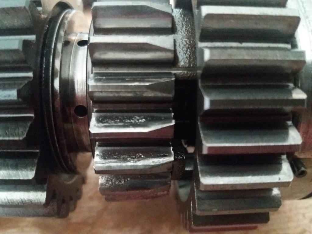 Démontage complet moteur Bandit 1200 20180612