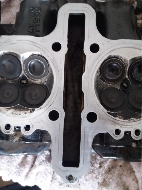 Démontage complet moteur Bandit 1200 20180714