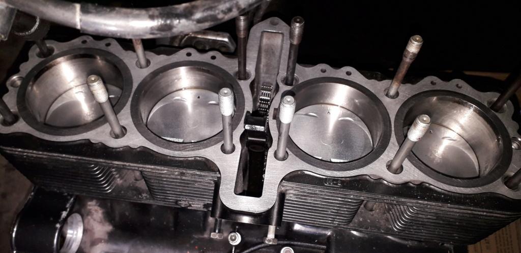 Démontage complet moteur Bandit 1200 20190414