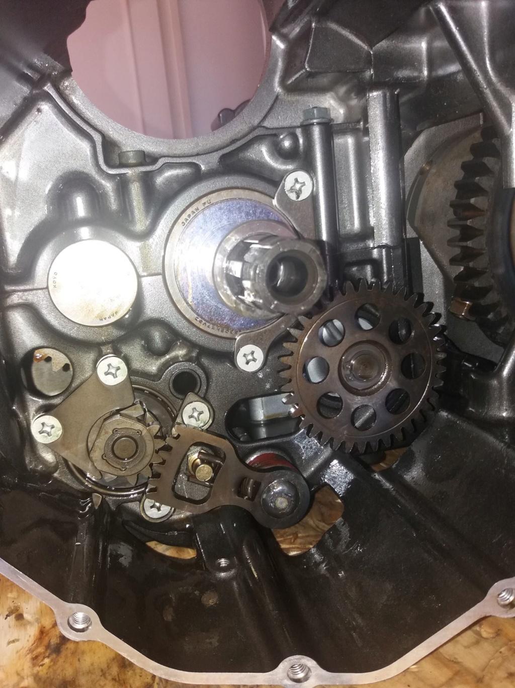 Démontage complet moteur Bandit 1200 36188010