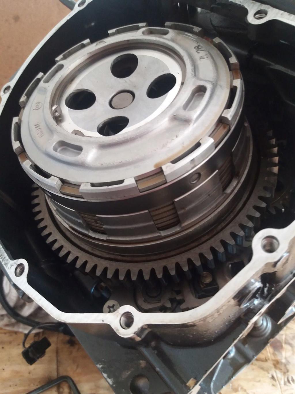 Démontage complet moteur Bandit 1200 36230910