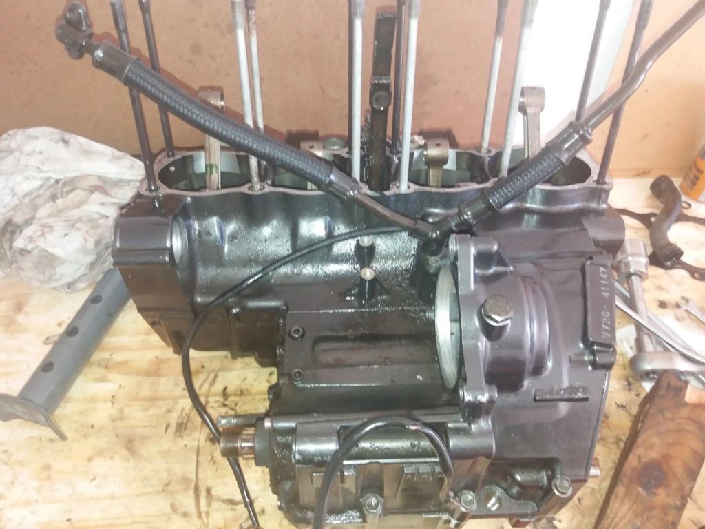 Démontage complet moteur Bandit 1200 36323610