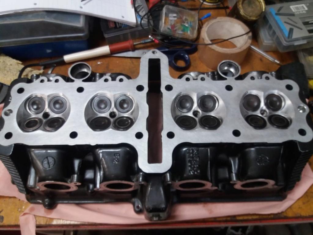 Démontage complet moteur Bandit 1200 47089510