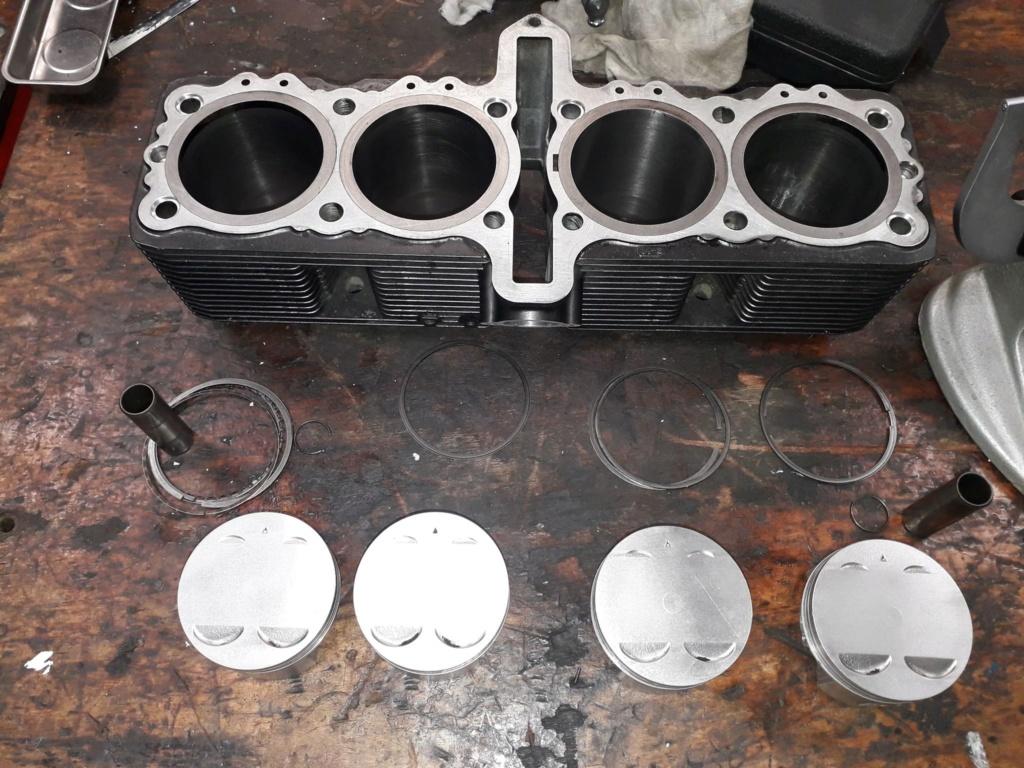 Démontage complet moteur Bandit 1200 47452910