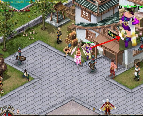 [ لعبة أون لاين ] طريقة بناء منزل فى كونكر اونلاين .. علي Mzeid  110
