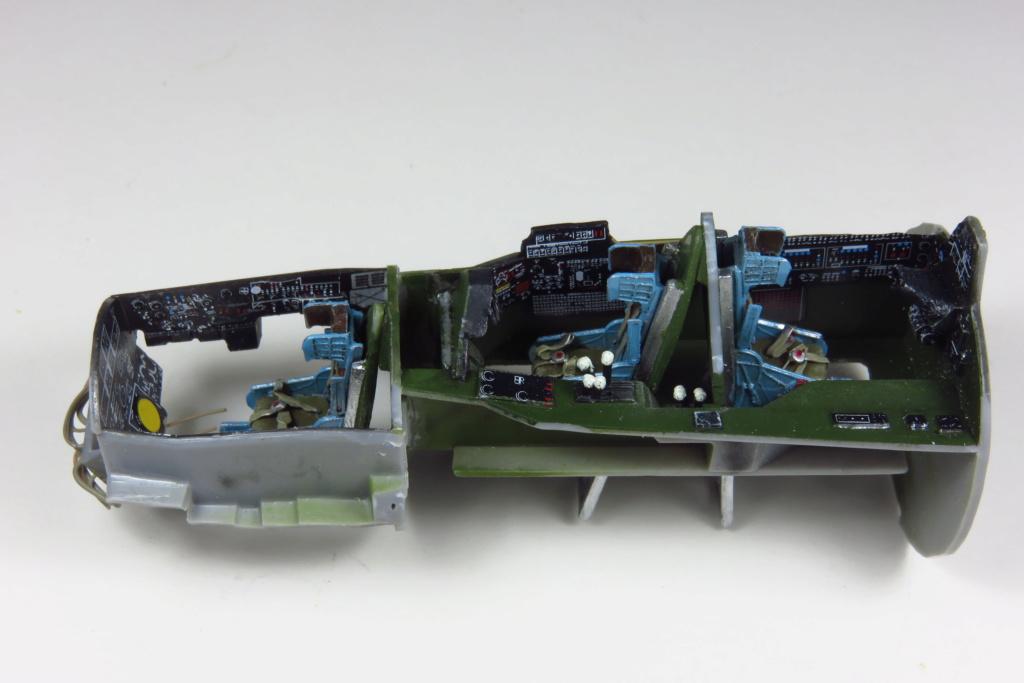 TU-22KD Blinder - 1/72è Modelsvit - C'est grand ! 1510