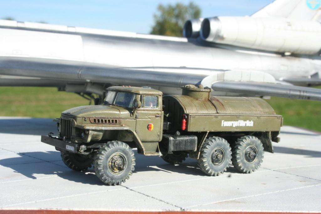 TU-22KD Blinder - 1/72è Modelsvit - C'est grand ! 2811