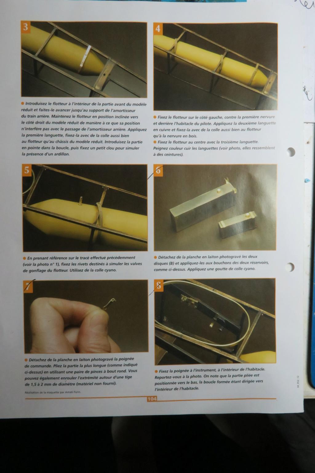 Blériot XI 1/10è  Hachette - Page 6 Img_0275