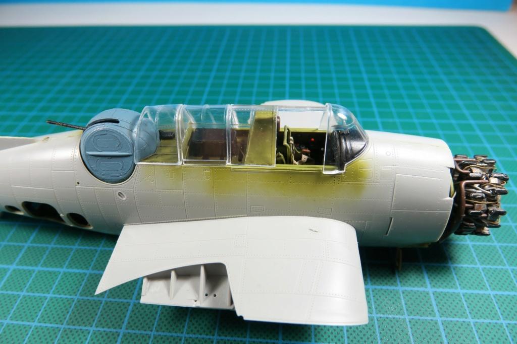 TBF1-C Avenger HobbyBoss 1/48 - Training Squadron 1943 - Page 7 Img_0961