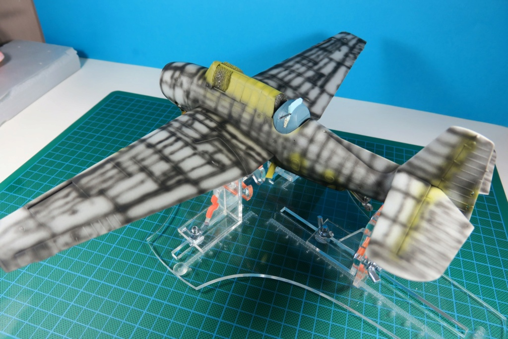 TBF1-C Avenger HobbyBoss 1/48 - Training Squadron 1943 - Page 8 Img_1018